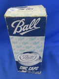Vintage Ball Jar Zinc Lids in the Box – (Jelly Pint)
