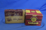 Vintage Auto Parts: Napa Valve Guides, Perfect Circle Piston Rings Set (in Boxes)