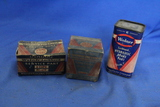 Vintage Auto Parts in Boxes Wagner Brake Part, Wagner Master Cylender Repair Kit,