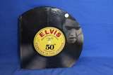 """Elvis – Forever in the Groove Recording Career 50th Anniversary"" Book – ISBN:0-7853-8367-0"