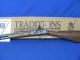 Traditions Mussleloader Deerhunter Left Handed Rifle - .50 Caliber – In Original Box