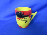 1969 Pillsbury Co. Funny Face Plastic Cup