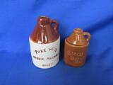 Ceramic Jugs – Little Brown Jug & Ozard Mountain Honey