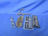 Toronado - Savo Metal Car Emblems & Dealership Plastic Emblems