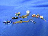 Jewelry – Cufflinks – Tie Clasps – Bracelet