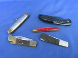 Folding Pocket Knifes (5)