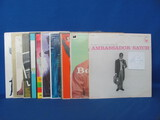 Lot of 11 Record Albums – Sinatra, Sammy Davis Jr., Belafonte, Al Jolson, Louis Armstrong, etc.