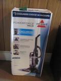 Bissel Power Force Helix Vacuum w/ attachments & original box
