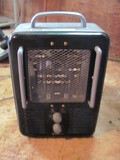 """Comfort Zone Space Heater w/Handle 17"""" tall – seller says works"""