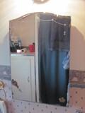 "Bathroom Medicine Cabinet - 16"" W x 23 1/4"" T x 5 ¼"" D – 2 Glass adj shelves"