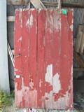 """Barn Door 39 1/2"""" W x 69"""" T"""