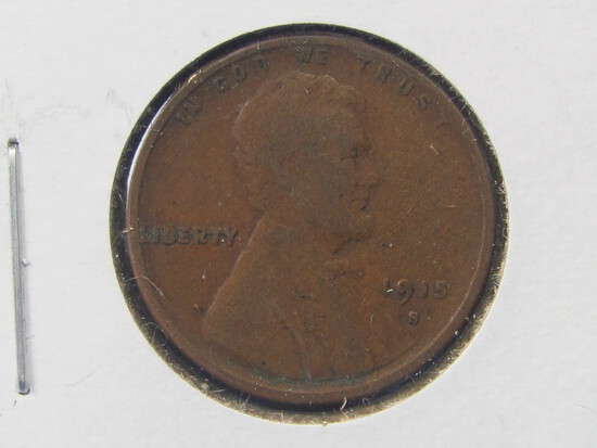 1915-S Lincoln Penny