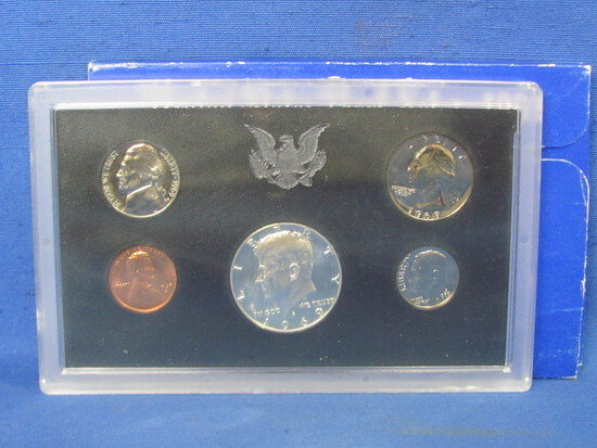 United States Proof Set – 1969 S – in Original Government Packaging