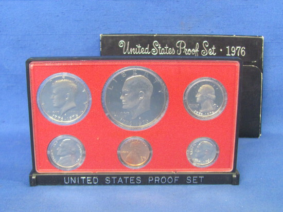 United States Proof Set – 1976 S – in Original Government Packaging