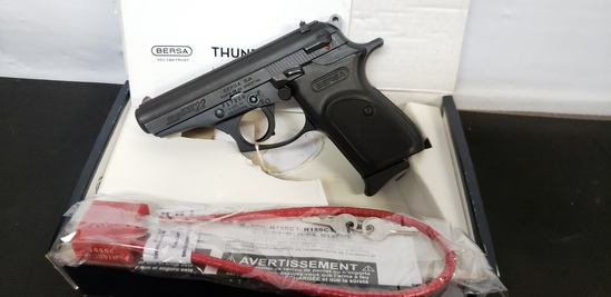 Bersa Thunder 22LR USED | Firearms & Military Artifacts