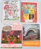 4- 50s-60s Ohio State vintage programs