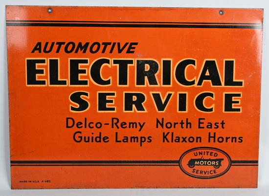 United Motor Service Automotive Electrical Service