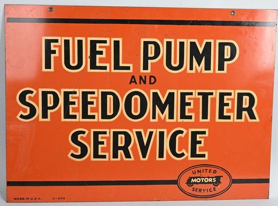 United Motor Service Fuel Pump & Speedometer Servi
