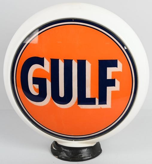 "Gulf 13.5"" Globe Lenses on Hull Globe Body"