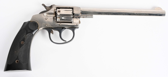 FINE PRE-WAR H&R MODEL 1906 .22 REVOLVER