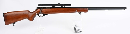 MOSSBERG MODEL 146 B-A BOLT ACTION .22 RIFLE