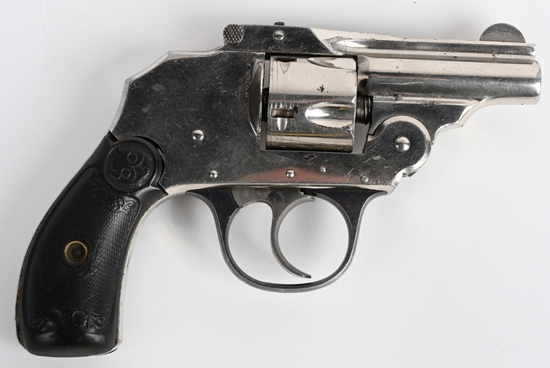 IVER JOHNSON MODEL 1900 BICYCLE REVOLVER