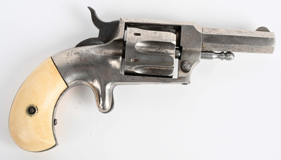US ARMS CO. .32 CAL, SINGLE ACTION POCKET REV