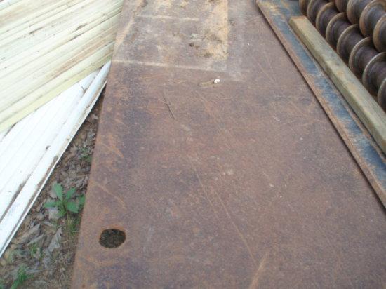 Used Steel Plate
