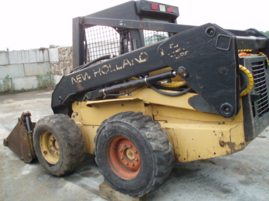 NEW HOLLAND LX885 Non Runner