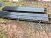 (1) UNUSED BRUTE 7' PALLET FORK EXTENSION SET