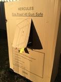 UNUSEDC 40 GUN SAFE