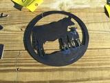 COW/CALF WALL SIGN
