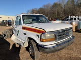 1993 FORD F350 XLT CHASSIS