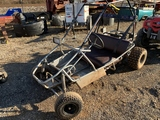 2 SEATER GO CART 6.5 HP
