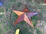 SMALL METAL STAR