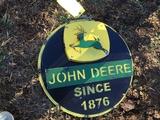 JOHN DEERE ENBLEM RING
