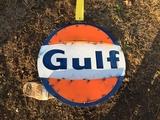 GULF OIL SIGN