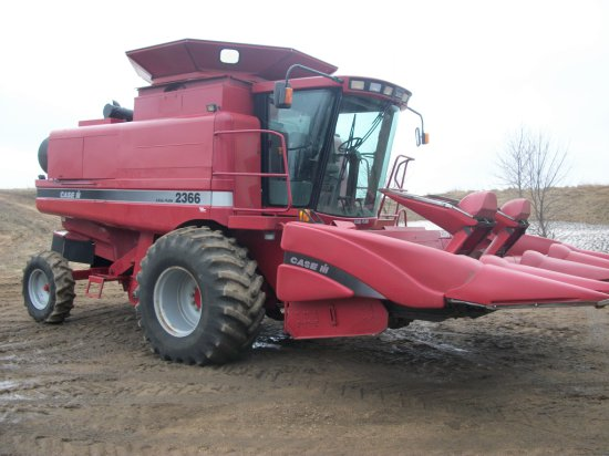 1999 Case Ih 2366 Axial Flow C    Auctions Online