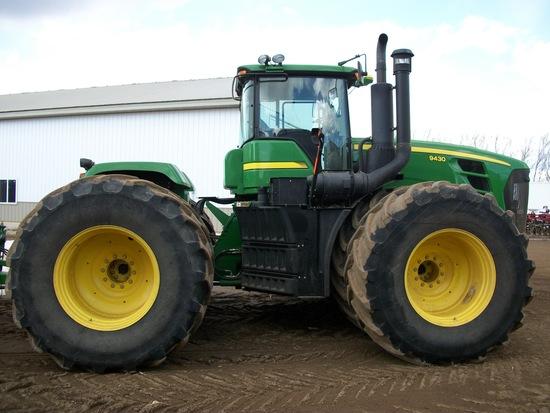 2009 John Deere 9430 4WD