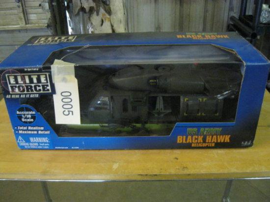 US Black Hawk Helicopter Model