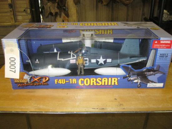 F4U-1A Corsair Airplane Model