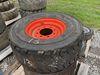 12-16.5 SKID STEER TIRES AND WHEELS