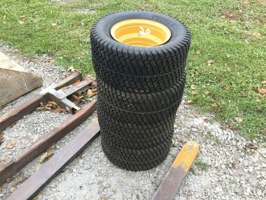 20X8-10 TIRES AND WHEELS