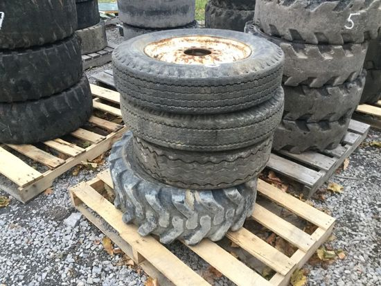 MISC. TIRES AND WHEELS
