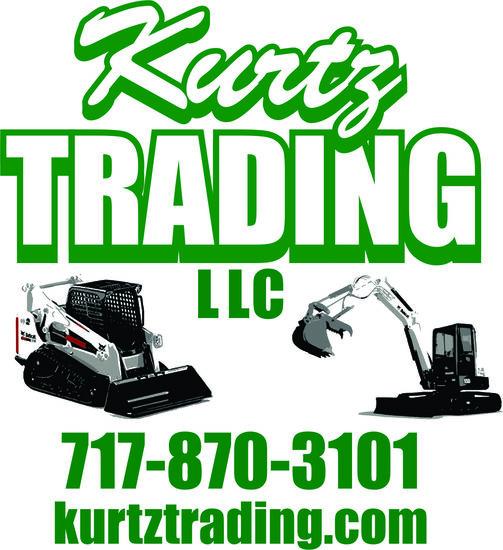 Kurtz Trading May Drive-Thru Equipment Auction