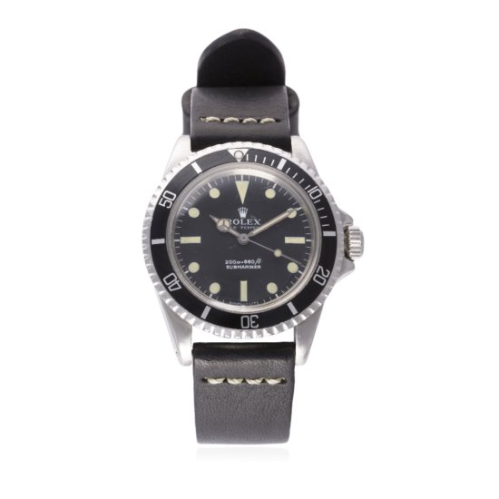 AN EXTREMELY RARE GENTLEMANS STAINLESS STEEL MILITARY ROLEX OYSTER PERPETUAL SUBMARINER MARINE NATIO