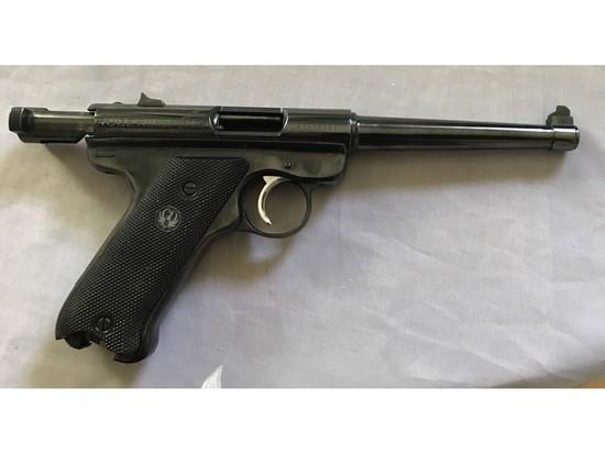 Ruger 22 Caliber Pistol
