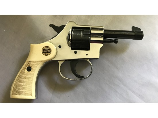 Gecado 22 Caliber Revolver