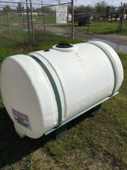 400 Gallon Poly Tank