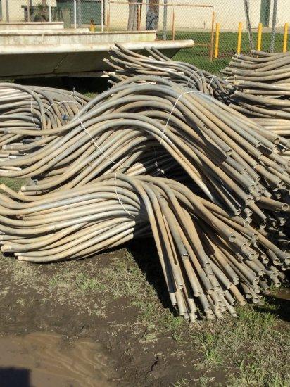 (250) 1 1/4 in. x 72 in Aluminum Siphon Pipe